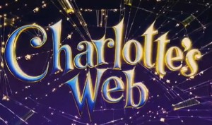 Image result for charlotte's web logo